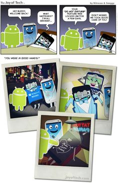 The Joy of Tech comic, used with permission