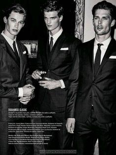 Male Fashion Trends: Editorial por Álvaro Beamud para GQ España