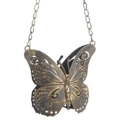 Butterfly Hanging Tealight