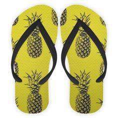 Chinelo Pineapple de @littlesun | Colab55