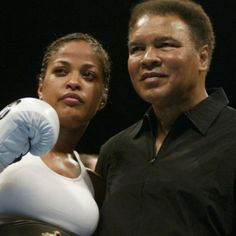 Laila Ali Opens Up About Father, Muhammad Ali's, Death (VIDEO) #Entertainment #News