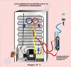 Residential Electrical, Home Electrical Wiring, Electrical Circuit Diagram, Electrical Projects, Electrical Installation, Electronics Projects, Electronics Basics, Hvac Air Conditioning, Refrigeration And Air Conditioning