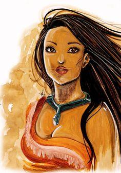 #Pocahontas #disney #princess
