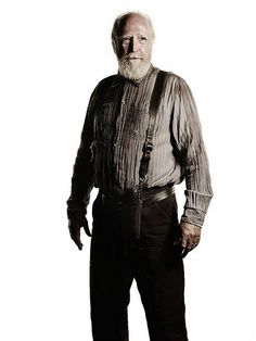 The Walking Dead Herschel season 4