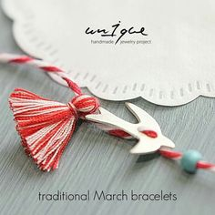 Handmade Jewelry, March, Traditional, Bracelets, Projects, Log Projects, Bracelet, Hand Print Ornament, Bangles