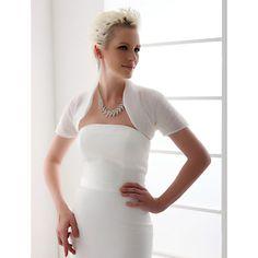Organza Bridal Jacket/ Wedding Wrap – AUD $ 40.74  Maybe for Tanya??