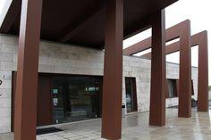 Bodega Pagos de Leza in Leza, País Vasco #visita a una #bodega en #RiojaAlavesa