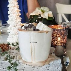 Judith Breistein (@cucumberandlime) • Instagram-bilder og -videoer Judith, Buzzfeed Food, Food 52, Hot Chocolate, Love Food, Cocoa, Homemade, Breakfast, Christmas