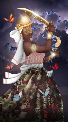 Eparrey Oya - see http://jumqwt74jagry7.deviantart.com/art/Iansa-Oya-655792556