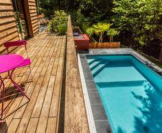 Les 2737 meilleures images du tableau Jardin design avec piscine sur ...