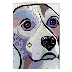 #Beagle DENIM Colors Card - #beagle #puppy #beagles #dog #dogs #pet #pets