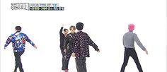 Daesung on Weekly Idol <3