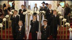 כניסה לחופה המיוסיקידס - אם אשכחך Jewish Music, Bridesmaid Dresses, Wedding Dresses, Faith, Fashion, Te Amo Mi Amor, Musica, Bridesmade Dresses, Bride Dresses
