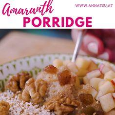 Heute nehme ich dich mit in meine Küche für ein Porridge! Dieses Porridge Rezepte ist super einfach. Du findest auch das Porridge Grundrezept hier. Amaranth verwende ich auch sehr gerne für mein Porridge. #Porridge #PorridgeRezept #PorridgeGrundrezept #Amaranth #AmaranthRezepte #AmaranthPorridge #TCMErnährung #TCMRezepte #TCMPorridge Toddler Food, Toddler Meals, Amaranth Porridge, Cooking, Videos, Recipe, Amaranth Recipes, Food For Toddlers, Traditional Chinese Medicine
