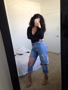 Find images and videos about fashion, style and hair on We Heart It - the app to get lost in what you love. Dope Outfits, Fall Outfits, Casual Outfits, Fashion Outfits, Fasion, Summer Outfits, Fashion Trends, Winter Looks, Sexy Bikini