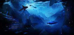 deep sea concept