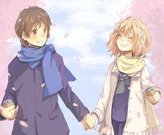 Hanasaku Iroha || Ko & Ohana Matsume are the best couple from the anime. Read my review for the anime here: http://www.animedecoy.com/2015/10/hanasakuIroha.html !!