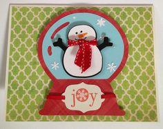 Cricut Doodlecharms snowman