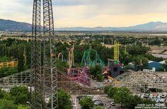 Lagoon Amusement Park, Utah