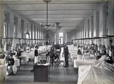 Royal Prince Alfred Hospital in 1880-1893.A♥W