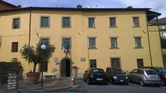 Het stadhuis van Pescaglia
