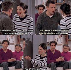 Friends Tv Quotes, Joey Friends, Friends Scenes, Friends Cast, Friends Episodes, Friends Moments, I Love My Friends, Friends Show, Super Funny Memes