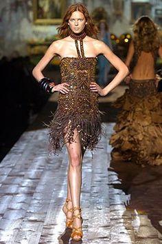 Roberto Cavalli Spring 2005 Ready-to-Wear Collection Photos - Vogue