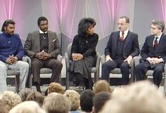 In November 1988, The Oprah Show reunited former members of Rev. Jim Jones' infamous religious organization, the People's Temple. Ten years earlier, more than 900 members of the People's Temple drank a poisonous cocktail laced with deadly cyanide. It was the biggest mass murder-suicide in modern history and was masterminded by Jones. This tragic event is now known as the Jonestown massacre.