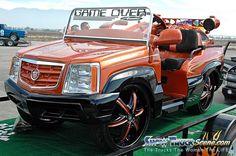 Let see those custom golf carts and ATVs!!! - MiniTruckin General