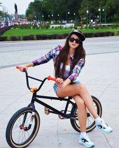 BMX and Girls