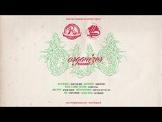 BUD ORGANIZER Riddim_Mix by Lion Pow [RisingTime&LionPow prod.] - YouTube