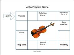 A clever idea for making piano practice/lesson time with your child fun...replace with instrument & exercisesof your choice.