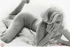 Marilyn Monroe  Bert Stern  Baby, the Last Sitting, Bel Air Hotel, LA, 1962