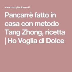 Pancarrè fatto in casa con metodo Tang Zhong, ricetta | Ho Voglia di Dolce