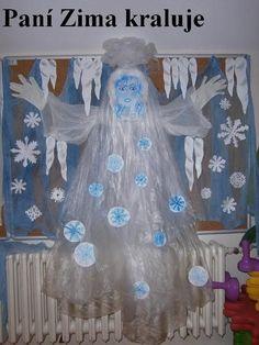 Výsledek obrázku pro výzdoba oken v mš zima
