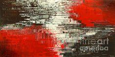 Abstract painting canvas print of original modern contemporary urban eclectic vibrant bold bright decor ART INSURRECTION by Tatiana Iliina Canvas Art Prints, Fine Art Prints, Framed Prints, Painting Canvas, Bright Decor, Art Pages, Types Of Art, Modern Contemporary, Original Paintings
