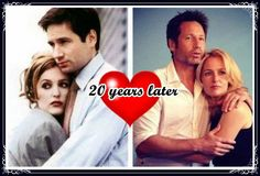 X-Files then & now