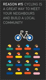 It's all about the Breakfast #Ride! #ridewithyourneighbors #community