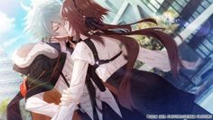Takeru Sasazuka and Hoshino Ichika 【Collar×Malice】 Couples In Love, Romantic Couples, Cute Anime Boy, Anime Love, Fanfiction, Korean Anime, Manga Boy, Anime Couples, Cartoon Art