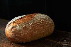 Kváskový chlieb od expertky na kváskovanie - a zvládneš ho aj ty ⋆ Fitlavia How To Make Bread, Bread Making, Baked Potato, Potatoes, Baking, Ethnic Recipes, Basket, Brot, How To Bake Bread