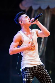 Casper Cross Gene, Abs, Concert, Celebrities, Kpop, Korean, Lovers, China, Crunches