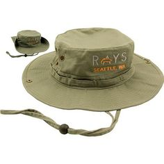 5abc585e8ef Safari Hat  Structured 100% heavy washed cotton safari hat with brass  eyelets