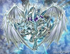 Stardust Dragon is the most popular Synchro Monster that is in high demand even when XYZ Monsters are the new trend. Don't miss your chance to learn about and get an awesome Synchro Monster, Stardust Dragon.
