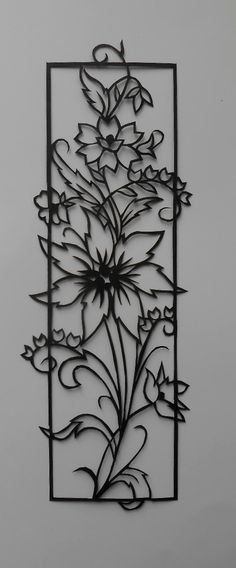 Vector dxf cdrsvg for CNC vector file Kirigami, Vector File, Vector Art, Stylo 3d, Lampe Decoration, Decorations, Diy And Crafts, Paper Crafts, Wood Candle Holders