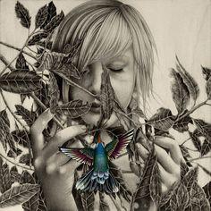 Artist Alessia Iannetti