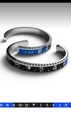New #speedometerofficial #bracelet #cuff .. #batmanbezel #rolex #submariner #armcandy #madeinitaly @timeless_watches @righttimeinc @watchfinder @raffiyorkdale @finchcentrejewellers @bijouxgalazzo