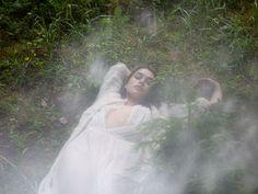 Delphine Manivet : Bride (I like the shrug)