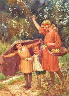 Margaret Tarrant (Inglaterra, 1888-1959). Margaret Winfred Tarrant nació en Battersea, un suburbio del sur de Londres en 1888. Fue la única hija de Percy Tarrant, gran pintor de paisajes, y Sarah Wyatt. El trabajo de su padre influyó mucho en su...