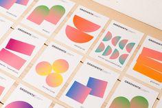 Gradiente Social Cooperative Branding by Mezzopieno Studio Poster Sport, Poster Cars, Poster Retro, Movie Posters, Graphic Design Studios, Graphic Design Posters, Graphic Design Inspiration, Identity Design, Brochure Design