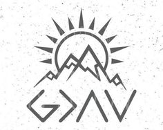 God is Greater than the highs and lows svg God is Greater svg God SVG Christian SVG Religious SVG File Cricut Digital Cut File silhouette Instant Down. Gott Tattoos, Wörter Tattoos, Symbol Tattoos, Tatoos, Sharpie Tattoos, Christian Drawings, Christian Tattoos, Christian Symbols, Schrift Tattoos